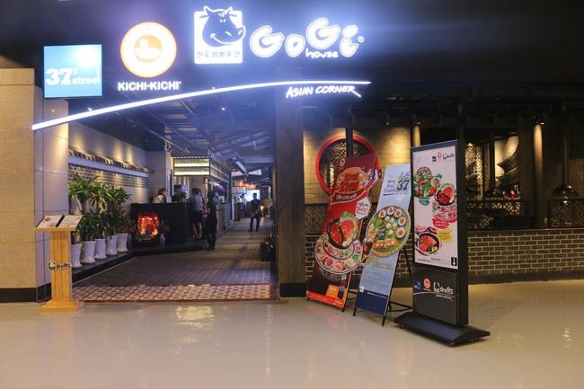 Khu ẩm thực không thể bỏ qua khi tới sân bay Tân Sơn Nhất - Ảnh 1.