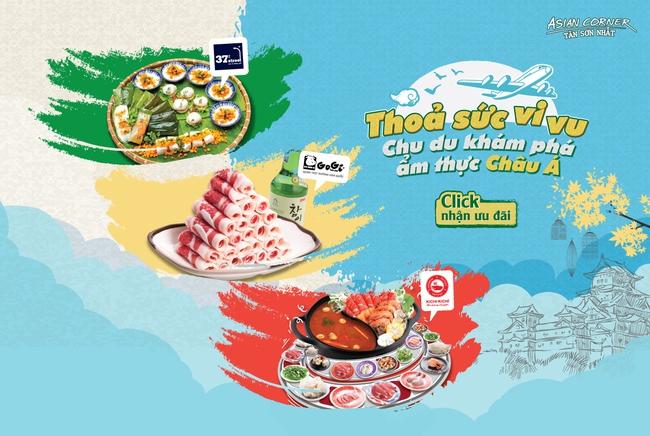 Khu ẩm thực không thể bỏ qua khi tới sân bay Tân Sơn Nhất - Ảnh 8.