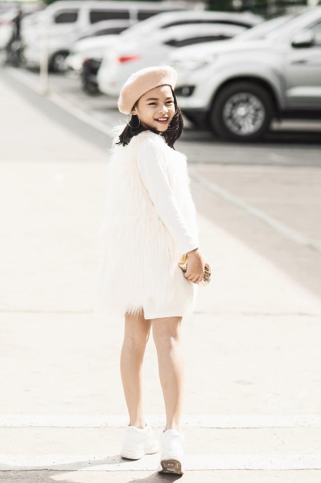 Cô bé 10 tuổi người Việt với phong cách thời trang không kém gì fashionista nhí nước ngoài - Ảnh 12.