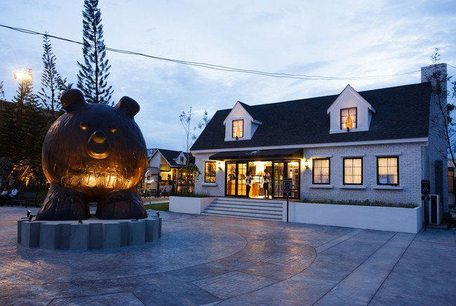 Ghé thăm nhà hàng gấu bông dễ thương tại xứ Chùa Vàng - Ảnh 12.