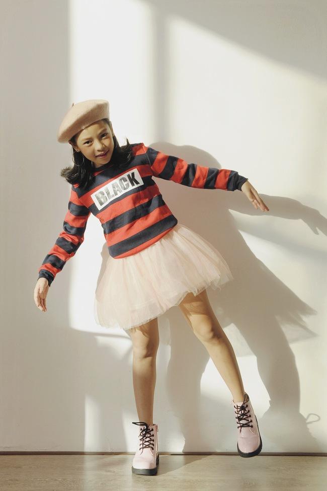 Cô bé 10 tuổi người Việt với phong cách thời trang không kém gì fashionista nhí nước ngoài - Ảnh 19.