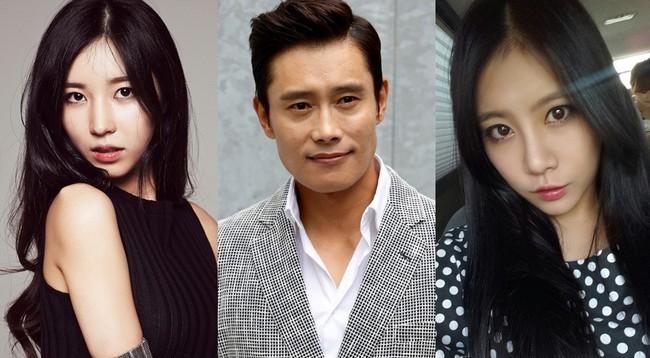 Mỹ nhân châu Á cặp kè nhầm soái ca: Người muối mặt vì scandal, kẻ bị sụp đổ hình tượng vì ảnh nóng - Ảnh 8.