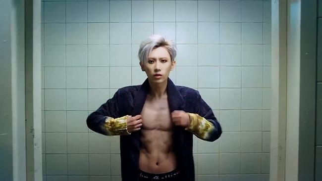 Những nghệ sĩ nam Hàn không thể ngừng phanh áo, khoe múi bụng săn chắc - ảnh 4