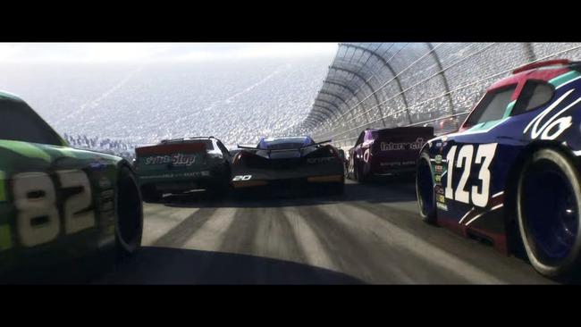 Đen tối hóa Cars 3 - Lựa chọn đầy mạo hiểm của Pixar - Ảnh 3.