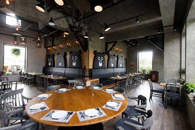Ghé thăm nhà hàng gấu bông dễ thương tại xứ Chùa Vàng - Ảnh 3.
