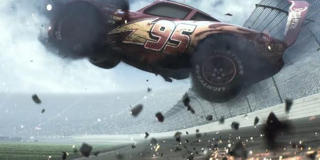 Đen tối hóa Cars 3 - Lựa chọn đầy mạo hiểm của Pixar - Ảnh 4.