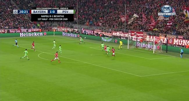 Robben rực sáng, Bayern cắt mạch 3 trận không thắng - ảnh 6