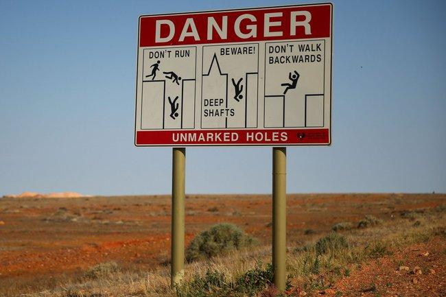 Chùm ảnh: Ghé thăm thị trấn của Úc, nơi 80% người dân sinh sống dưới lòng đất - Ảnh 6.
