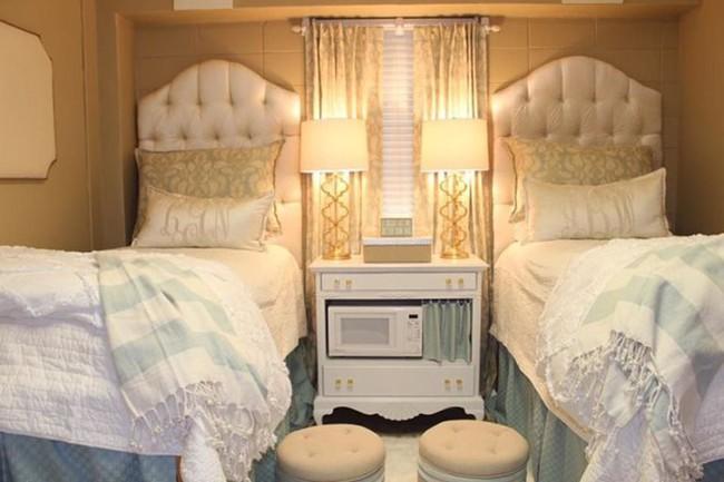 Phòng ký túc xá sang trọng như khách sạn của hai nữ sinh Mỹ - Ảnh 7.