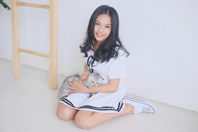 Cô bé 10 tuổi người Việt với phong cách thời trang không kém gì fashionista nhí nước ngoài - Ảnh 22.