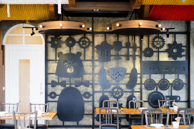 Ghé thăm nhà hàng gấu bông dễ thương tại xứ Chùa Vàng - Ảnh 9.