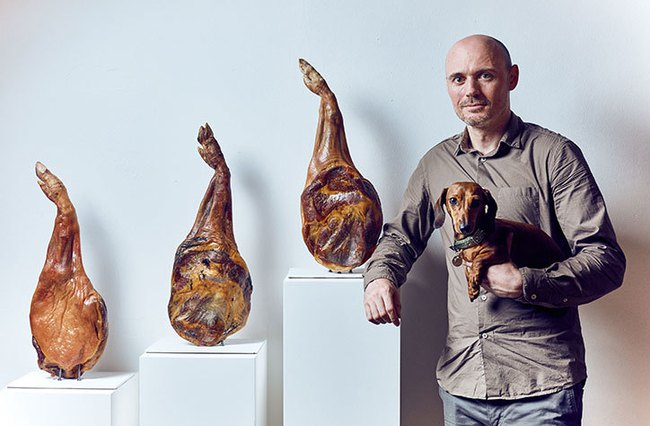 Ghé thăm triển lãm nghệ thuật dành cho chó đầu tiên trên thế giới - Ảnh 9.