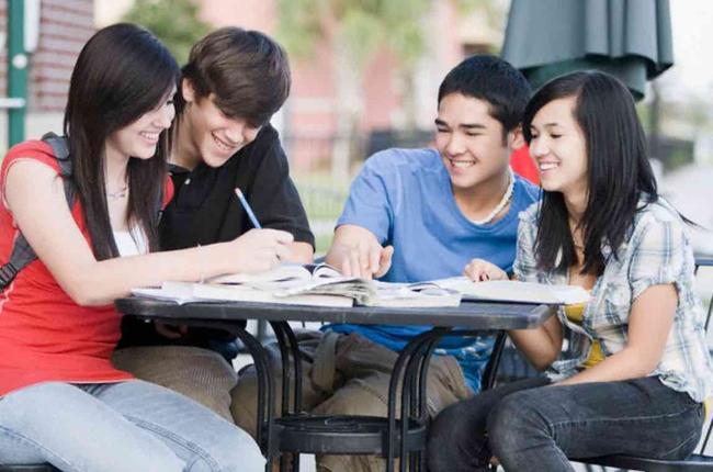 Học nhóm không khó nhưng để hiệu quả thì chẳng dễ một chút nào - Ảnh 1.