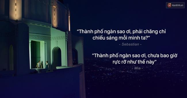 La La Land - Dù dang dở nhưng hãy nhớ rằng mình đã từng vì nhau mà có một quãng đời sôi nổi! - Ảnh 11.