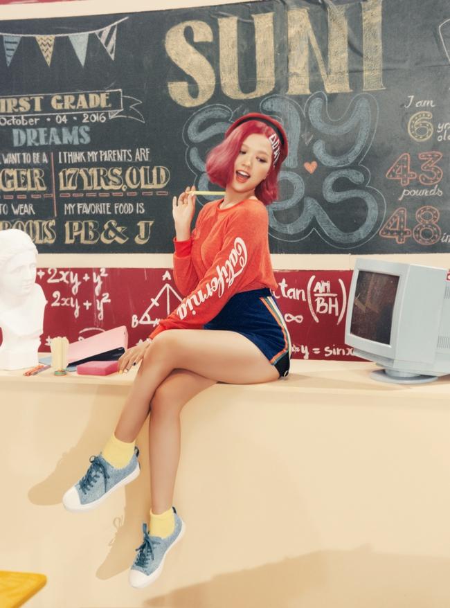 Suni Hạ Linh tóc hồng rực, khoe vũ đạo điêu luyện trong MV mới - Ảnh 5.