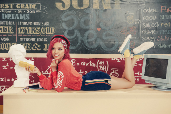 Suni Hạ Linh tóc hồng rực, khoe vũ đạo điêu luyện trong MV mới - Ảnh 6.