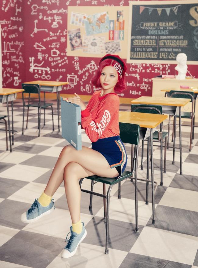 Suni Hạ Linh tóc hồng rực, khoe vũ đạo điêu luyện trong MV mới - Ảnh 8.