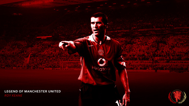 Roy Keane: Gã du côn ở Old Trafford - Ảnh 1.