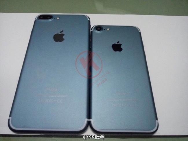 Hai màu máy đẹp nhất của iPhone 7/ 7 Plus vừa rò rỉ - Ảnh 2.