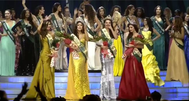 Cận cảnh nhan sắc người đẹp đã đánh bại Nam Em, đăng quang Miss Earth 2016 - Ảnh 4.