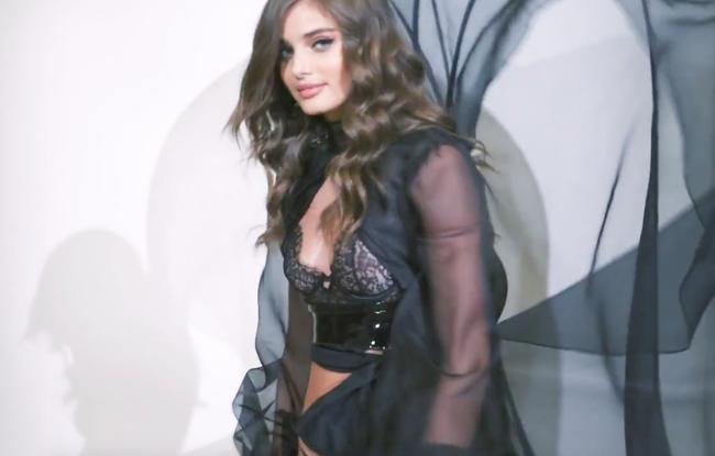 Victorias Secret tung clip casting cho show 2016, hé lộ thêm nhiều điều thú vị - Ảnh 8.