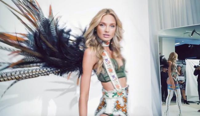 Victorias Secret tung clip casting cho show 2016, hé lộ thêm nhiều điều thú vị - Ảnh 11.