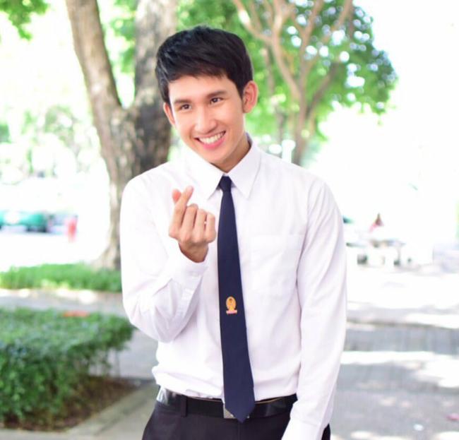 Ước một lần được lạc vào ngôi trường đi đâu cũng chỉ thấy trai đẹp này ở Thái Lan... - Ảnh 4.