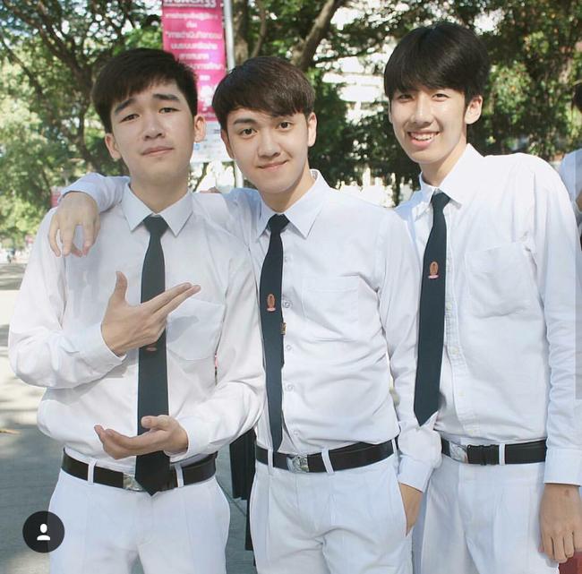 Ước một lần được lạc vào ngôi trường đi đâu cũng chỉ thấy trai đẹp này ở Thái Lan... - Ảnh 5.
