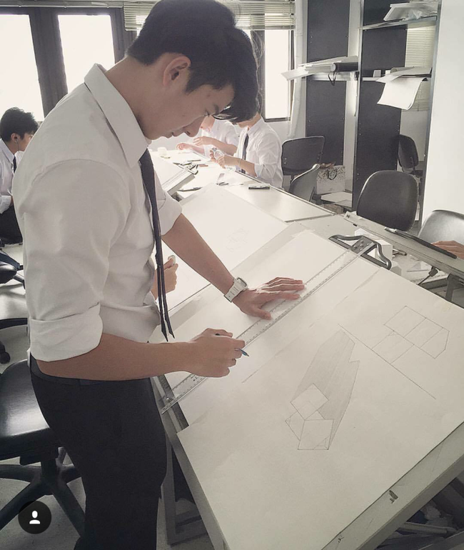Ước một lần được lạc vào ngôi trường đi đâu cũng chỉ thấy trai đẹp này ở Thái Lan... - Ảnh 15.
