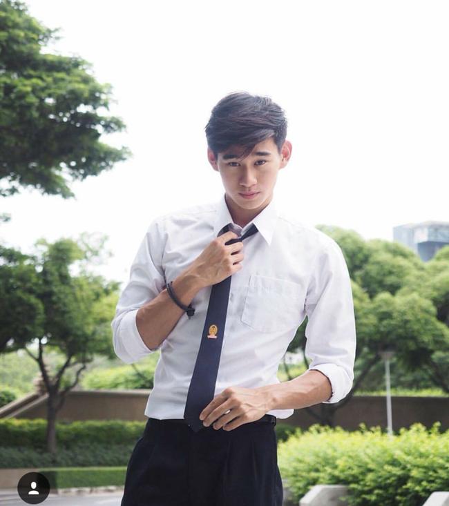 Ước một lần được lạc vào ngôi trường đi đâu cũng chỉ thấy trai đẹp này ở Thái Lan... - Ảnh 16.