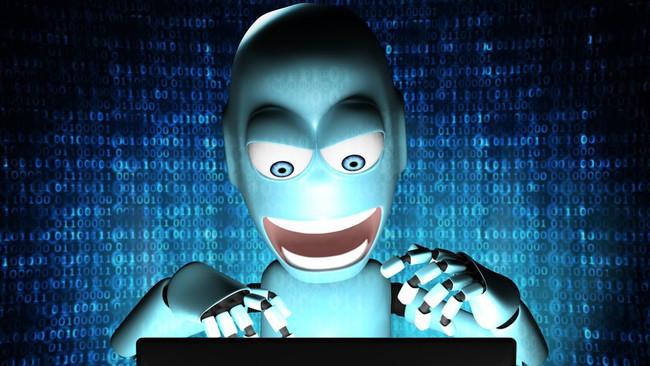 Sắp tới, lượng tội phạm là robot còn nhiều hơn con người - Ảnh 1.