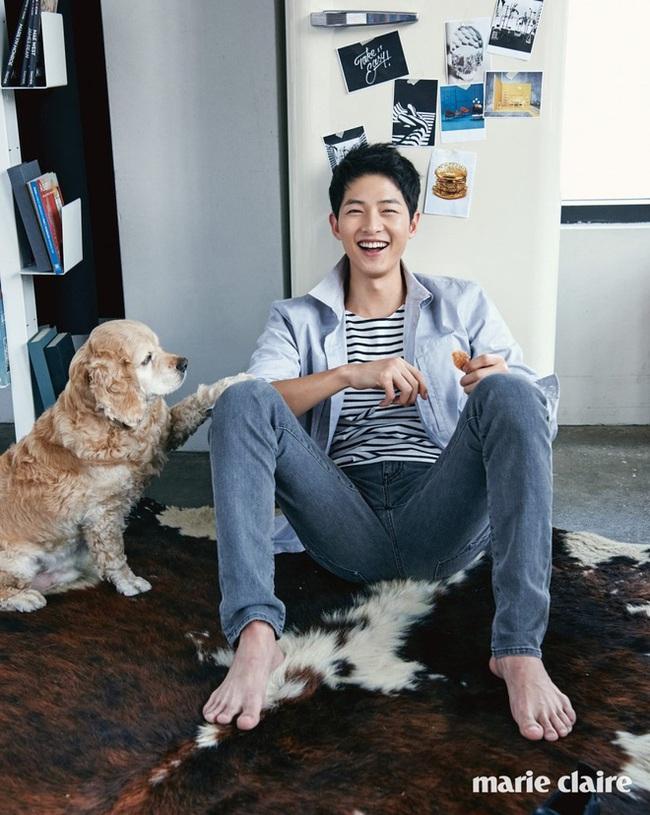 Song Joong Ki - Park Shin Hye đánh bật G-Dragon, trở thành gương mặt quảng cáo được yêu thích nhất - Ảnh 2.