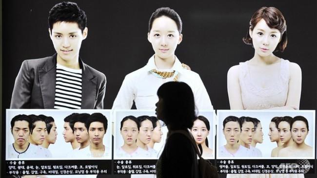 Những bức hình đầy ám ảnh về trung tâm phẫu thuật thẩm mỹ của thế giới: Hàn Quốc - Ảnh 1.