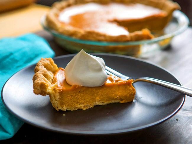Công thức bánh pie bí ngô ăn đã ngon lại còn đẹp da - Ảnh 10.