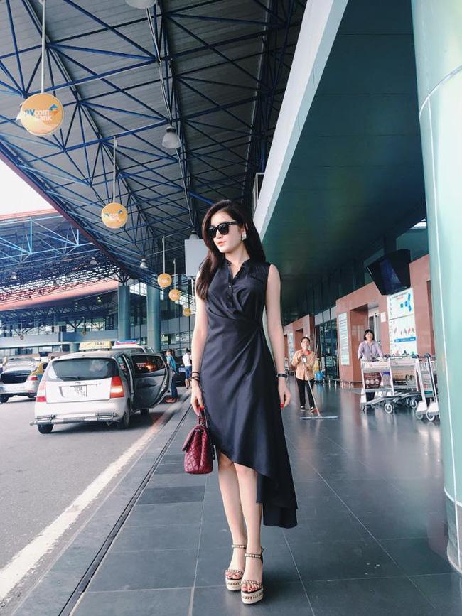 Phạm Hương mặc jeans vẫn sang như thường, Lilly Nguyễn lộ dáng thô vì đồ cá tính - Ảnh 4.