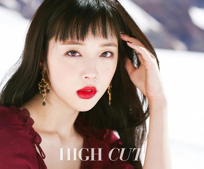 Cuộc chiến nhan sắc giữa Suzy và Seolhyun trên tạp chí: Ai đẹp hút hồn hơn? - Ảnh 14.