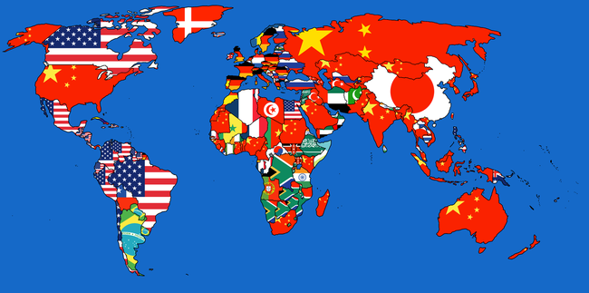 20 tấm bản đồ sẽ khiến bạn có cái nhìn khác về thế giới - ảnh 13