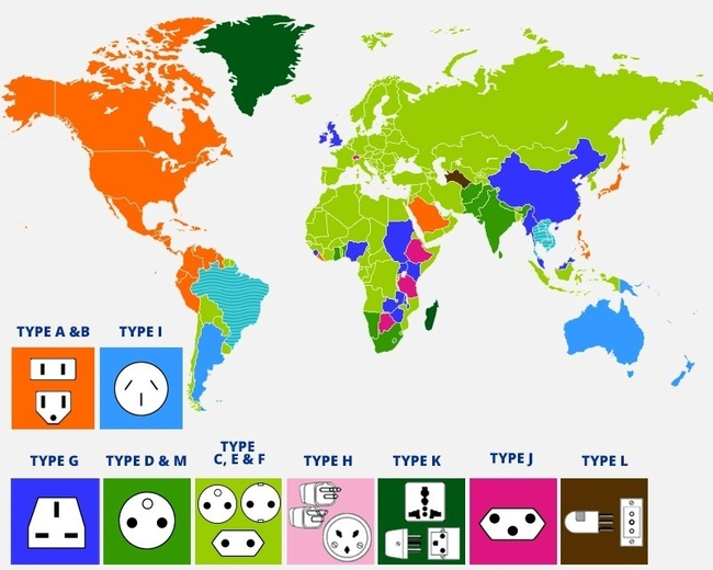 20 tấm bản đồ sẽ khiến bạn có cái nhìn khác về thế giới - ảnh 14