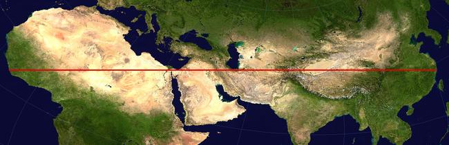 20 tấm bản đồ sẽ khiến bạn có cái nhìn khác về thế giới - ảnh 1