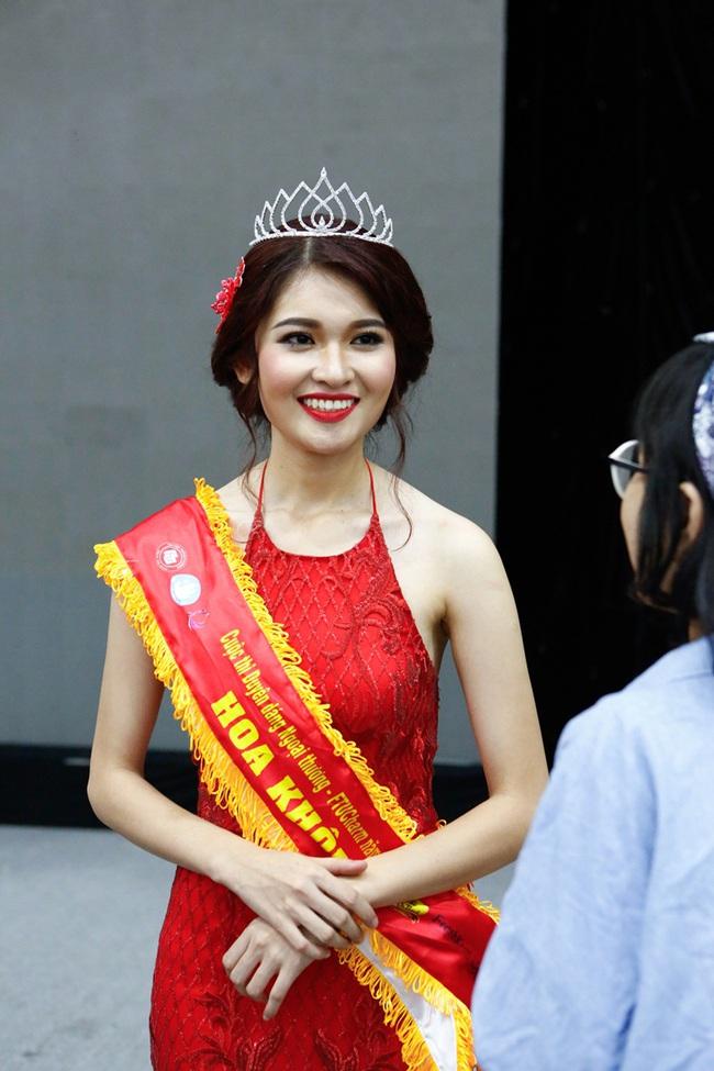 ĐH Ngoại thương: Ngôi trường có tới 5 thí sinh là ứng cử viên sáng giá nhất của Hoa hậu Việt Nam 2016! - Ảnh 9.