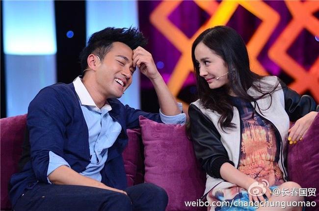 Trước khi có scandal ngoại tình chấn động, Dương Mịch - Lưu Khải Uy đã ngọt ngào và hạnh phúc thế này! - Ảnh 36.