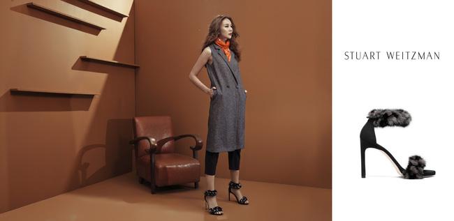 Stuart Weitzman - Thương hiệu giày yêu thích của Gigi Hadid ra mắt tại Việt Nam - Ảnh 10.