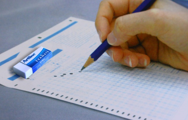 Mách bạn cách làm bài thi trắc nghiệm hiệu quả - Ảnh 1.