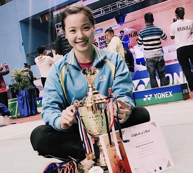 19 tuổi, hot girl cầu lông Việt Nam đã sở hữu một loạt Huy chương vàng rồi - Ảnh 5.