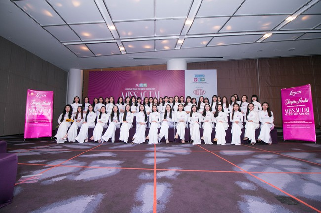 20 nữ sinh xinh đẹp này sẽ tranh tài trở thành Miss Áo Dài Nữ Sinh VN 2016 - Ảnh 7.
