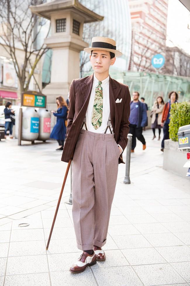 Tuần lễ thời trang Tokyo: vẫn bắt mắt, vẫn dị đến tận cùng! - Ảnh 8.