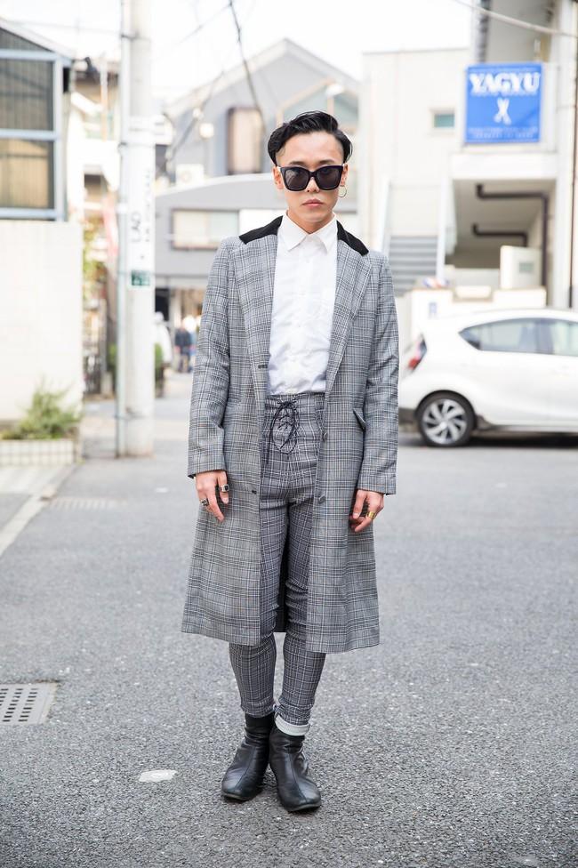Tuần lễ thời trang Tokyo: vẫn bắt mắt, vẫn dị đến tận cùng! - Ảnh 10.