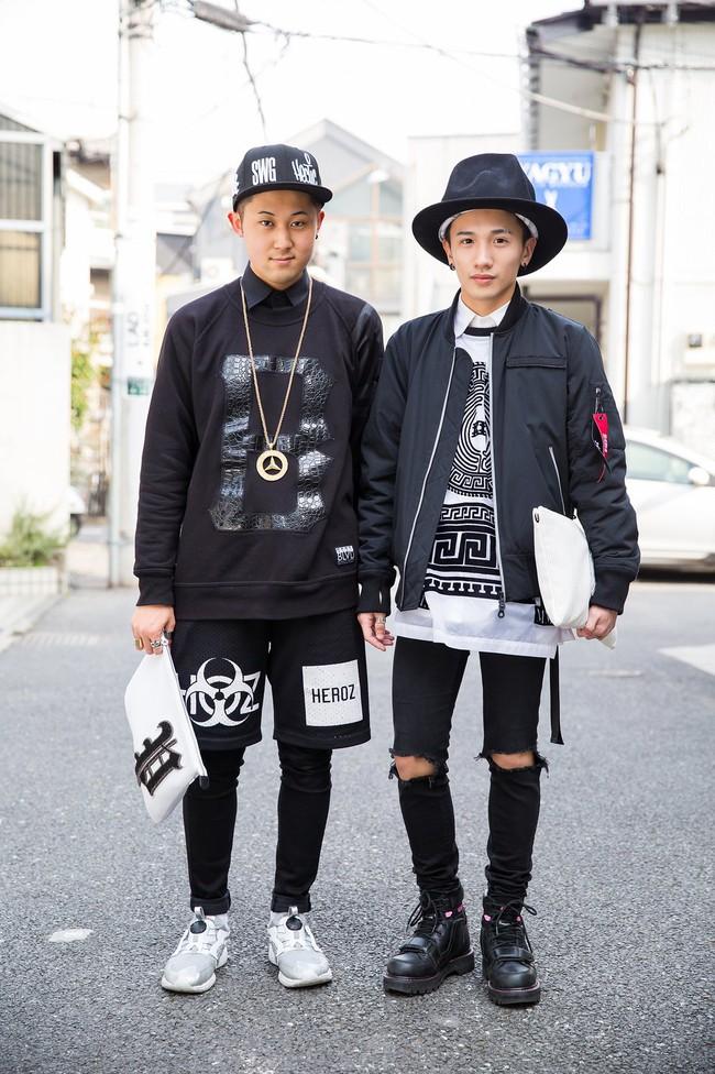 Tuần lễ thời trang Tokyo: vẫn bắt mắt, vẫn dị đến tận cùng! - Ảnh 11.
