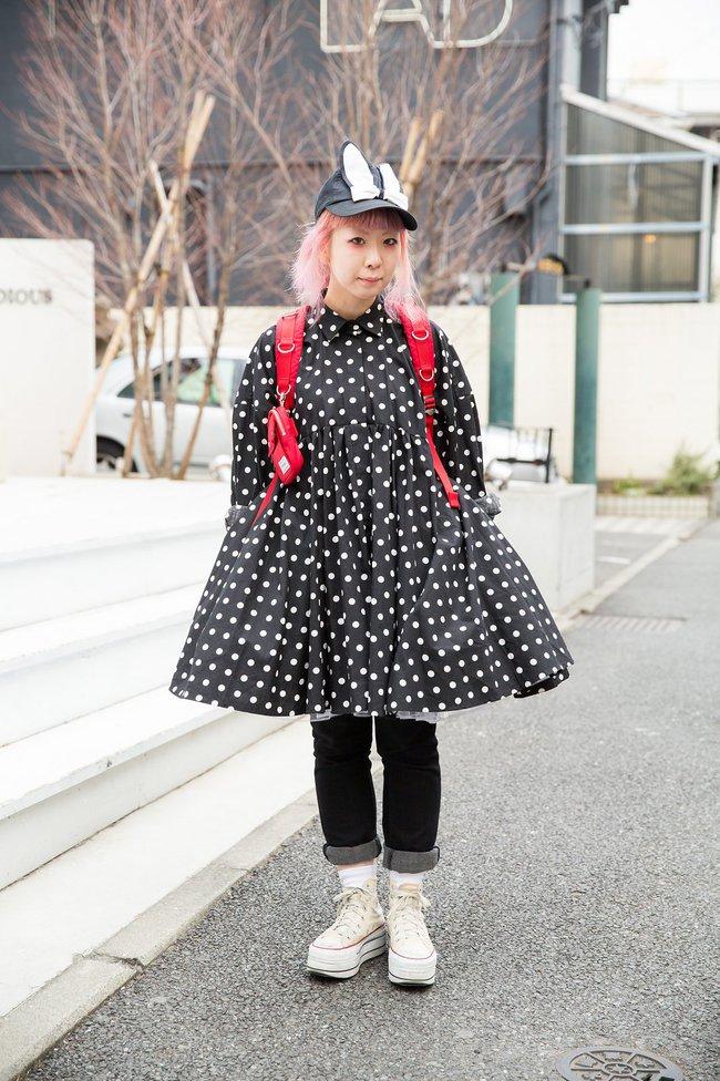 Tuần lễ thời trang Tokyo: vẫn bắt mắt, vẫn dị đến tận cùng! - Ảnh 12.
