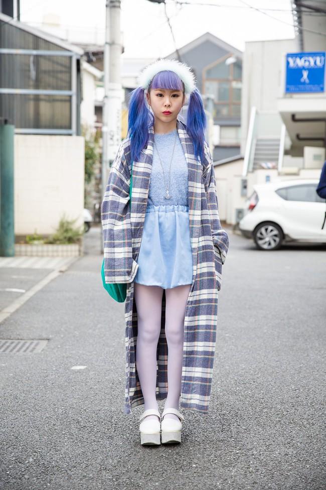 Tuần lễ thời trang Tokyo: vẫn bắt mắt, vẫn dị đến tận cùng! - Ảnh 13.